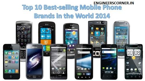 Top 10 Selling Mobile Phones in India  Engineers Corner
