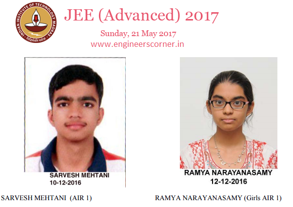 topper of jee
